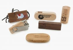Wood - USB Flash Drive