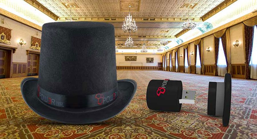 Pow3r; custom USB hats
