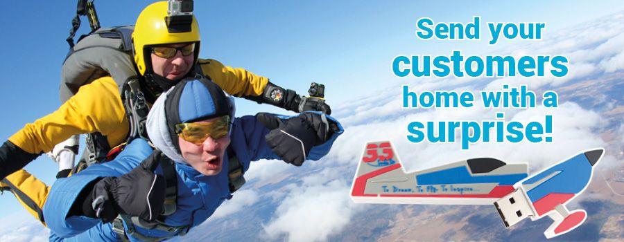 All Sky diving clubs; listen up!