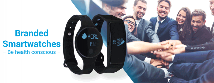 Branded smartwatches