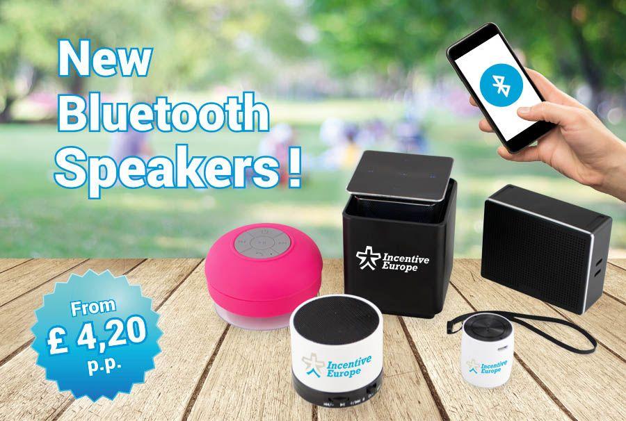 Late summer tunes – Bluetooth speakers
